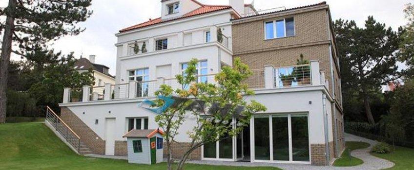 Prvorepubliková vila Praha