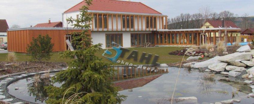 Rodinný dům ve Šťáhlavech
