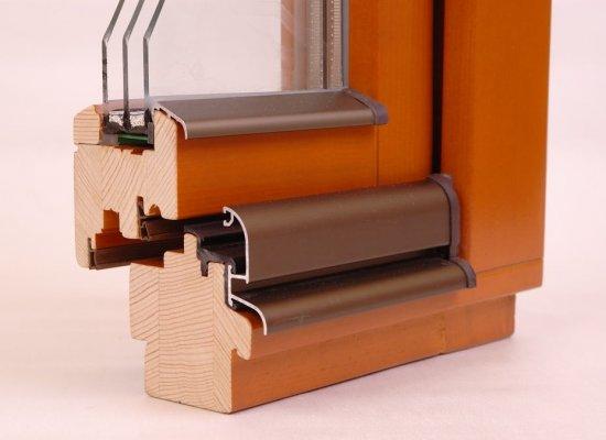Dřevěná okna iv92